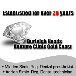 Burleigh Heads Denture Clinic Gold Coast